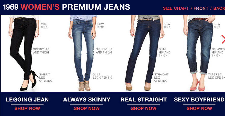 The Battle Of The Tall Women Jeans Part 1 Gap Vs Old Navy The
