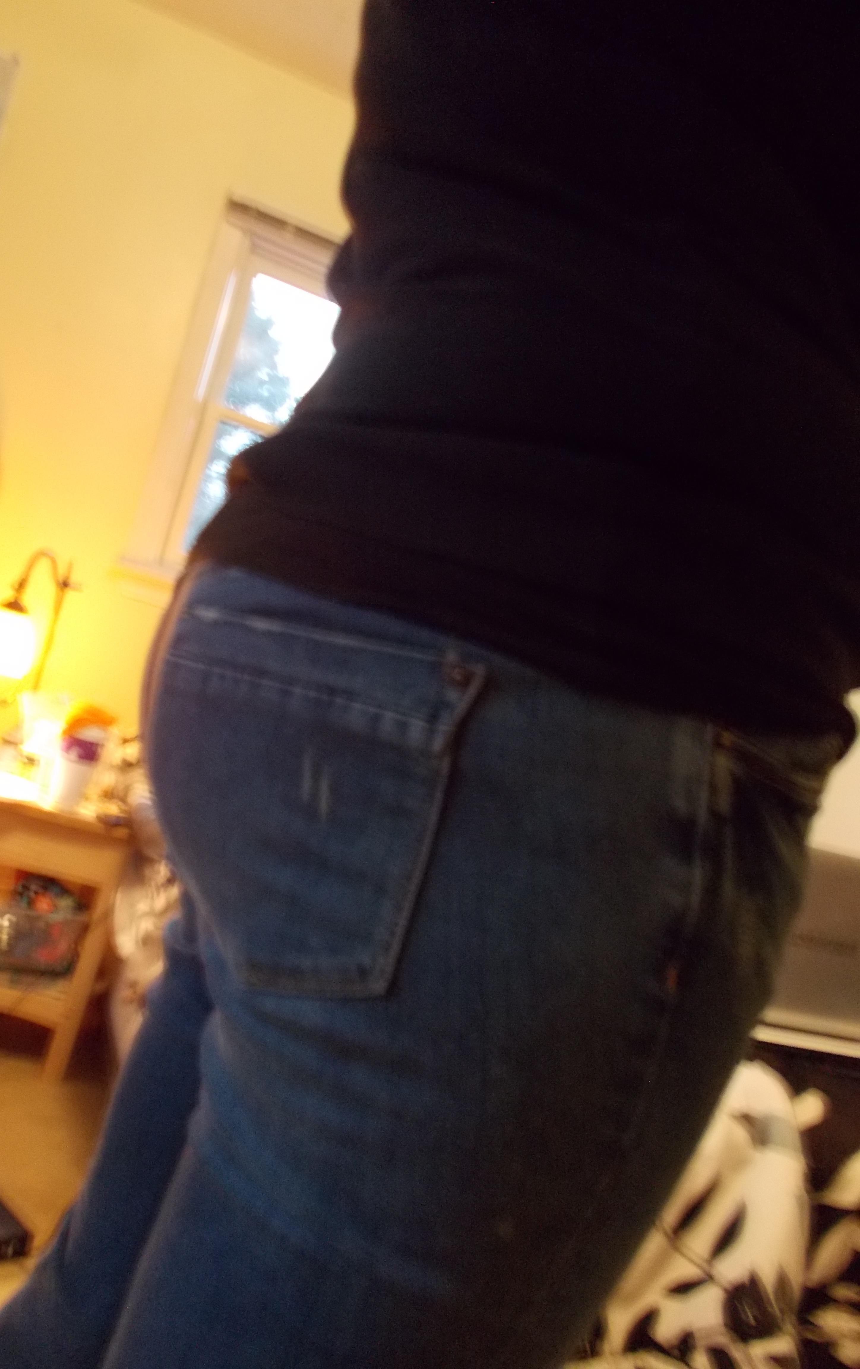 Мужские джинсы армани